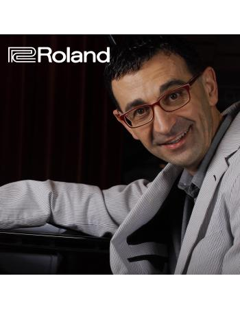 EXPLORING ROLAND RD-88 SPECIAL EXPERIENCE WITH MAURO GOIA