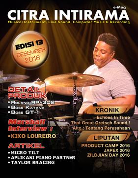 Citra Intirama e-Magazine Edisi 13