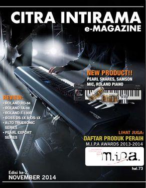 Citra Intirama e-Magazine Edisi 2
