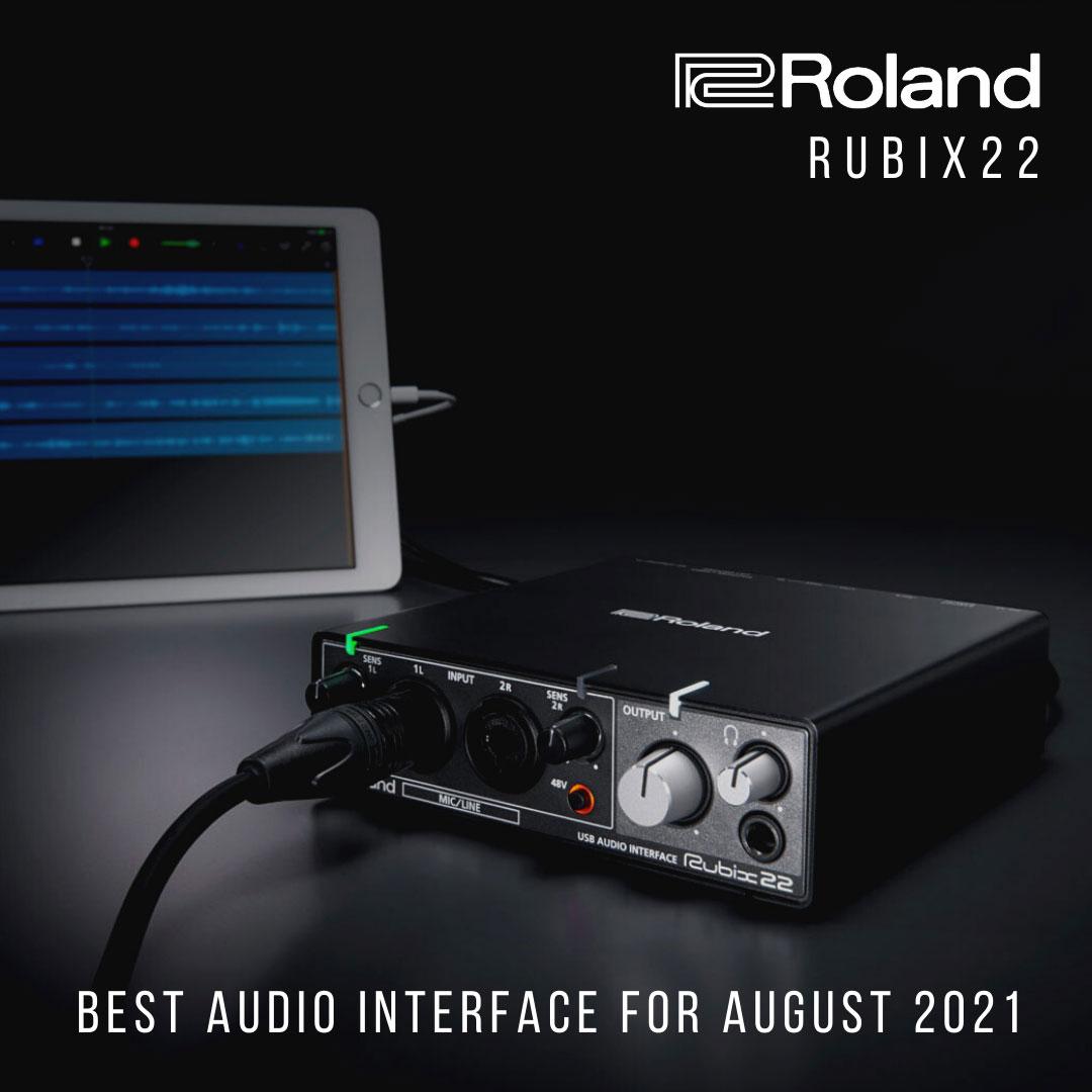 roland-rubix-22-august-2021-best-audio-interface