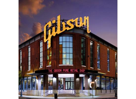 gibson-history-
