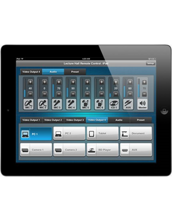 roland-xs-80h-remote-ipad-app