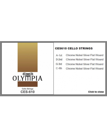 olympia-ces-610-cello-string