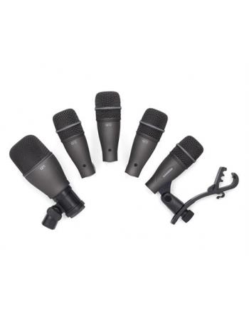 samson-dk705-5-piece-drum-mic-kit