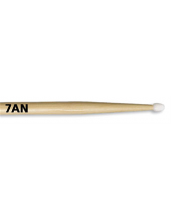 vic-firth-7an-american-classic-r-nylon-tip-hickory-drumstick