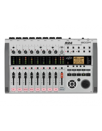 zoom-r24-recorder-interface-controller-sampler