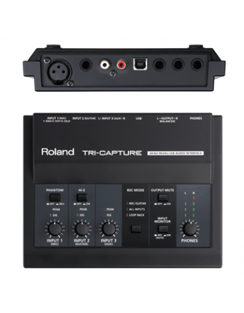 roland-tri-capture-usb-audio-interface-ua-33