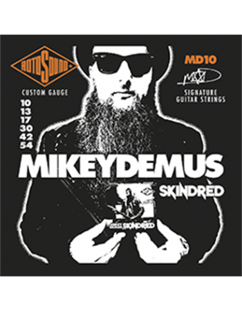 rotosound-md10-mikey-demus-signature-set-nickel-on-steel