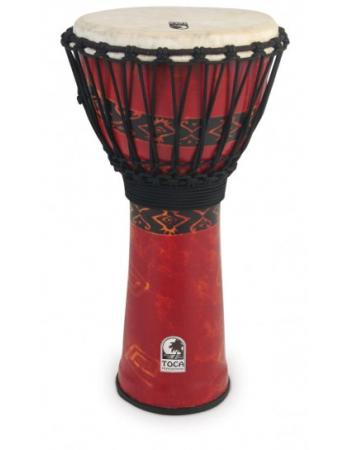 toca-freestyle-rope-tuned-12-djembe-bali-red-sfdj-12rp
