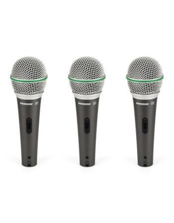 samson-q6-dynamic-microphone-3-pack