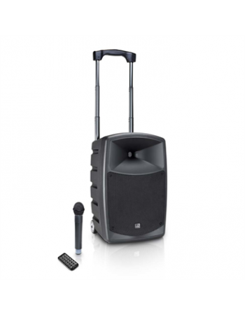 ld-systems-roadbuddy-10-battery-powered-bluetooth-speaker-with-mixer-and-wireless-microphone