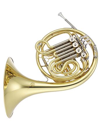 double-horn