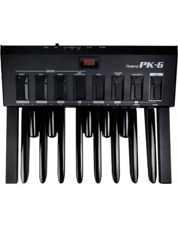 keyboard-pedal