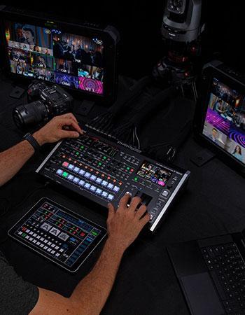 video-mixer